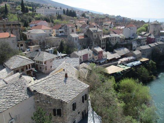 Koskin-Mehmed Pasha's Mosque : View from minaret