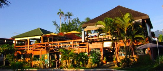 Hostel Sereia do Mar: Front View2