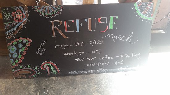 Refuge Coffee Co.