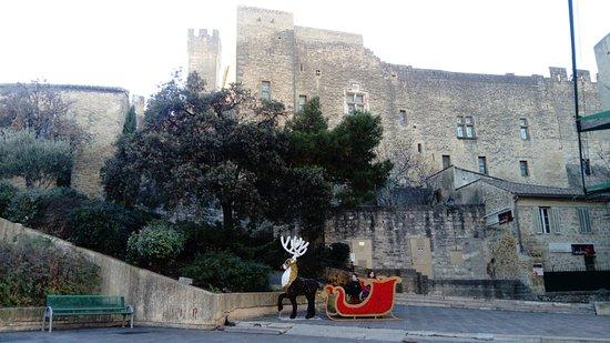 Chateau picture of chateau de l 39 emperi salon de - Ch salon de provence ...