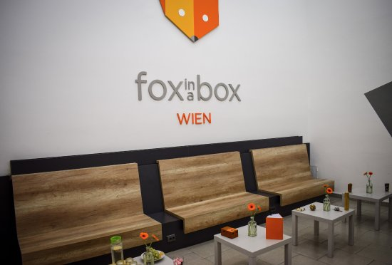 RoomEscape by Fox In A Box Vienna
