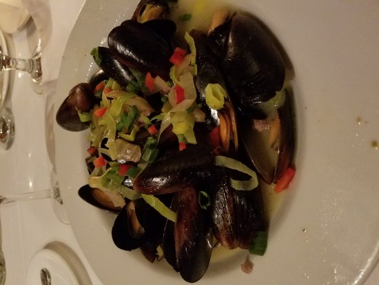 Arroyo Seco, NM: Mussels