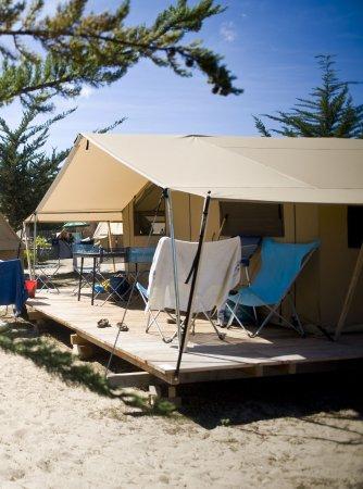 Camping Nature de Sainte Marie de Ré
