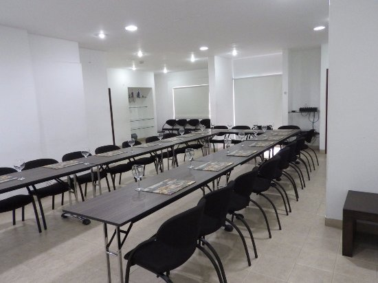 Hotel Mediterráneo: Salón de eventos con las mejores instalaciones