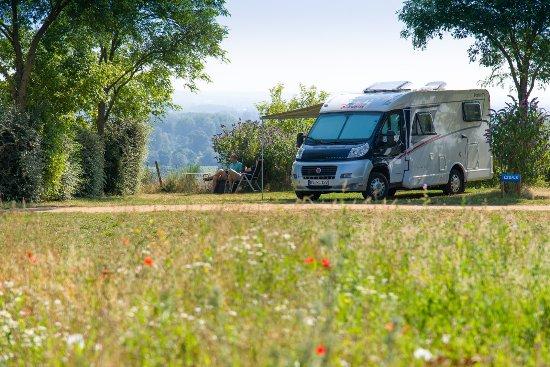 Camping Huttopia Saumur : Camping