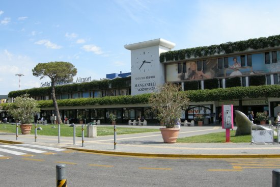 Piombino, Italia: I luoghi dove operiamo/Work Places: Pisa Aeroporto Tuscany