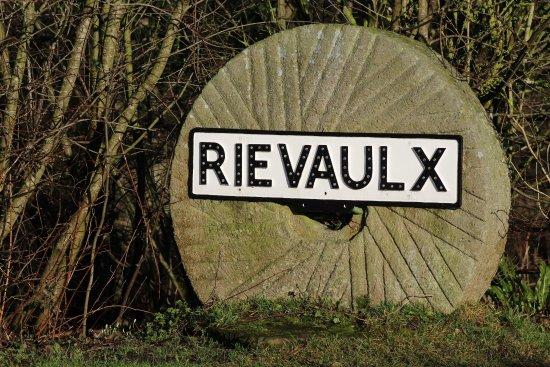 Helmsley, UK: Sign