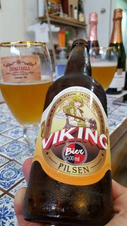 Divina Tavola Especiarias: cerveja especial e bem gelada