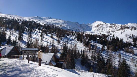 Trebesing, Austria: Ziel fast erreicht