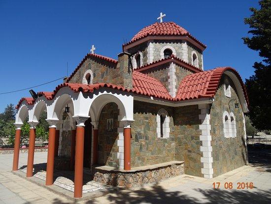 Archangelos, Hellas: Архангелос, август-2016, виды...