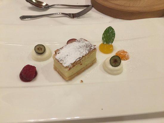 Achenkirch, Austria: Dessert