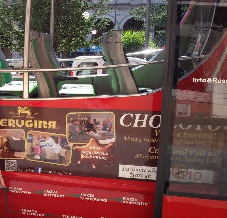 San Sisto, Itália: Perugina Choco Tour
