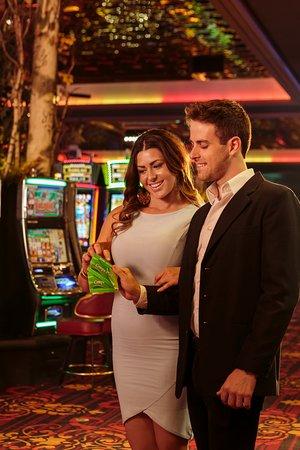 Max bet slot machines