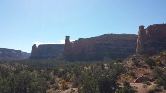 Fruita, CO: More of the Monument