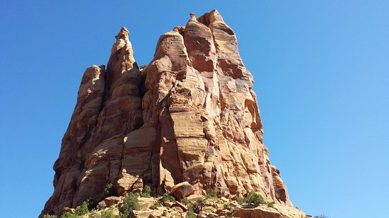 Fruita, Kolorado: More formations in the Monument