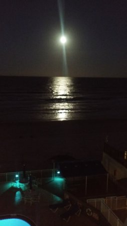 Sea Club IV: full moon