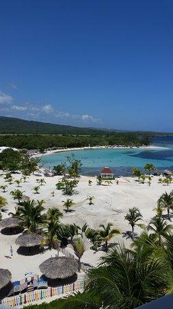 Grand Bahia Principe Jamaica The Far Side Of Resort One Can Walk Right