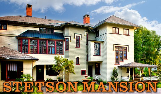 DeLand, FL: Welcome to the Stetson Mansion