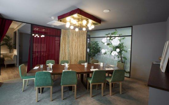 NH Madrid Lagasca: Restaurante La Atrevida