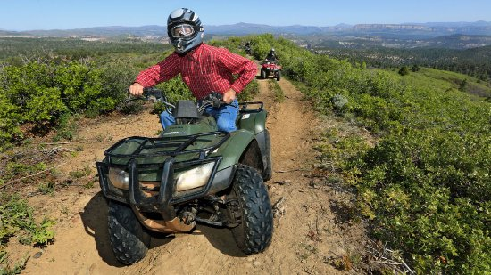 Zion Ponderosa Ranch Resort: ATV Tour