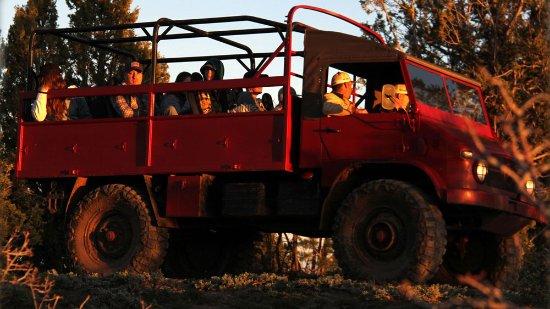 Jeep tours at Zion Ponderosa - Picture of Zion Ponderosa Ranch ...