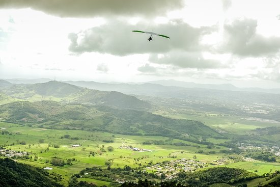 Punta Santiago, Puerto Rico: Best view of El Yunque Rainforest!!!
