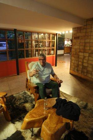 Hotel Antumalal: common part