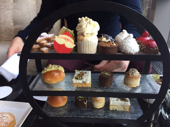 Mandarin Oriental, New York: Afternoon tea
