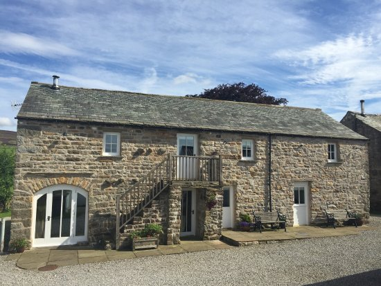 Ravenstonedale, UK: Angel Barn - a beautiful barn conversion for 6 guests