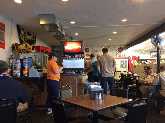 Chalmette, Luizjana: Jeanfreu's Restaurant