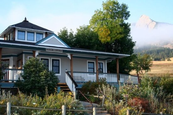 Boulder, CO: Stop by the Ranger Cottage for hiking tips and the latest trail info