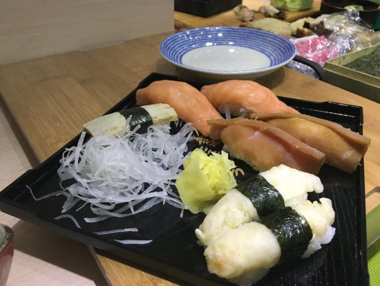 Advance, Kuzey Carolina: The very best sushi in Dushanbe