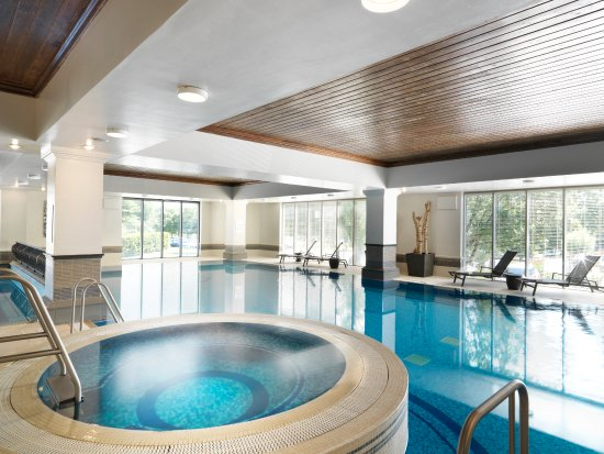 Эгам, UK: The Spa at The Runnymede on Thames