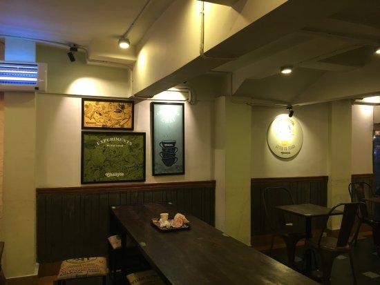 Modern Tea Centre !