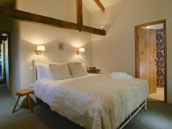 Ravenstonedale, UK: Angel Barn - Bedroom 3 with ensuite
