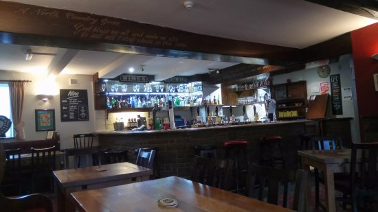 Thurstonland, UK: Bar