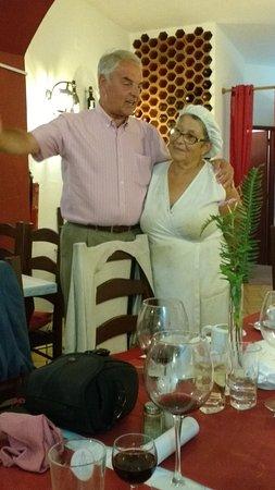 Vila do Bispo, Portugal: Mamma mia