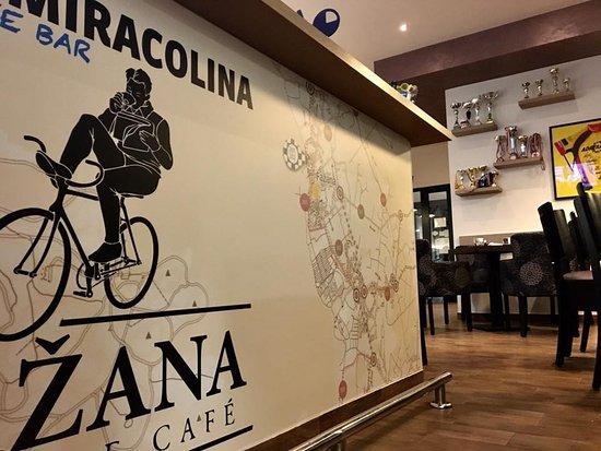 Fazana, Croatia: la Miracolina bike bar