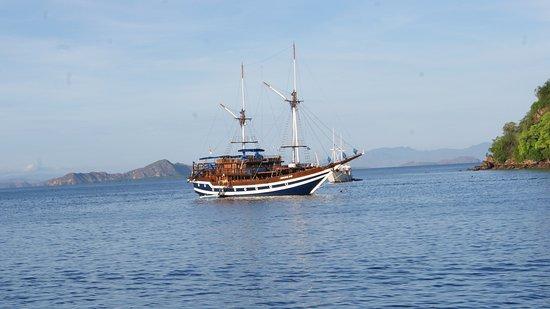 Luxury Live Aboard Boat Explore Komodo Picture Of Komodo Island