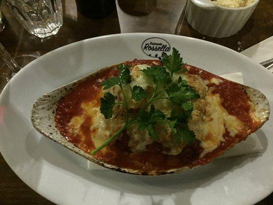 Rossella : Lasagne
