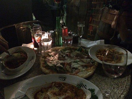 Rossella : Dinner