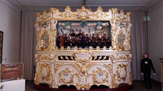 Bruchsal, Alemanha: Musikautomat