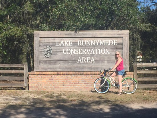 Saint Cloud, FL: Lake Runnymede Conservation Area