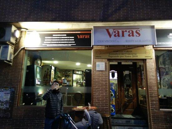 Bar restaurant varas san sebasti n de los reyes fotos - Cristalerias en san sebastian de los reyes ...
