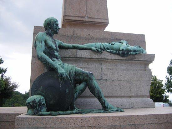 Monument de la Solidarite Nationale : LUX0004
