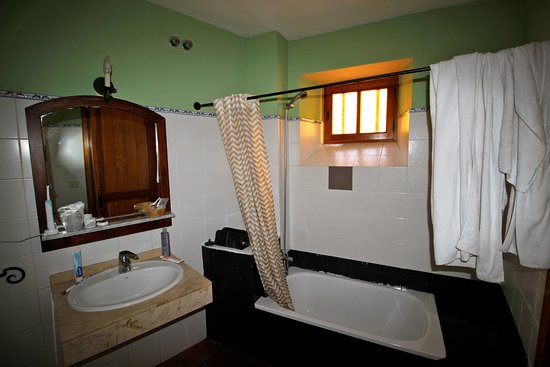 Aguimes, Spagna: Our bathroom