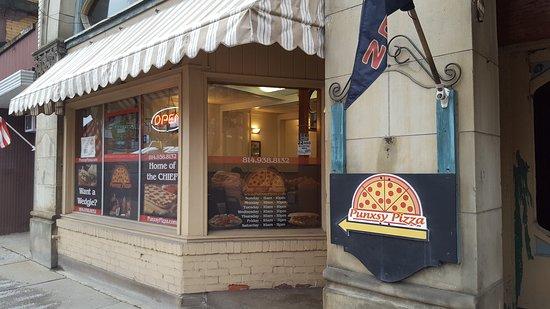 Punxsutawney, PA: Punxsy Pizza
