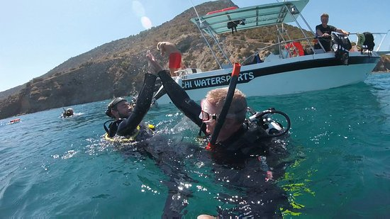 Latchi, Cyprus: PADI Instructors who deliver awesome adventures