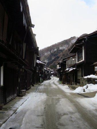 Shiojiri, اليابان: 奈良井宿