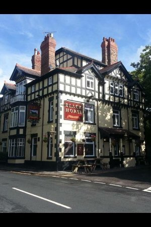 Heswall, UK: The Black Horse